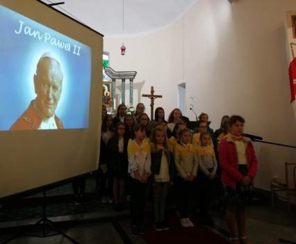 40 lat od dnia kiedy Karol Wojtyła został wybrany na Papieża (14)