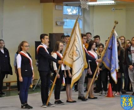 Inauguracja roku sportowego w kamienieckiej Jedynce (12)