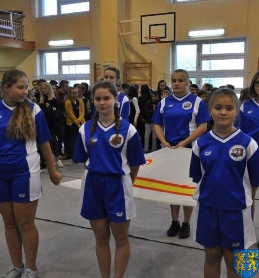 Inauguracja roku sportowego w kamienieckiej Jedynce (4)