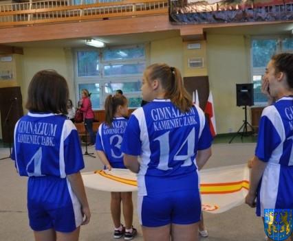 Inauguracja roku sportowego w kamienieckiej Jedynce (5)