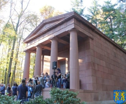 Mauzoleum w Kamieńcu Ząbkowickim odnowione i dostępne (59)