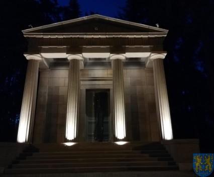 Mauzoleum w Kamieńcu Ząbkowickim odnowione i dostępne (6)