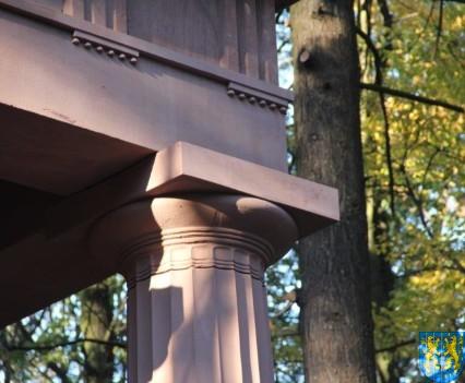 Mauzoleum w Kamieńcu Ząbkowickim odnowione i dostępne (64)
