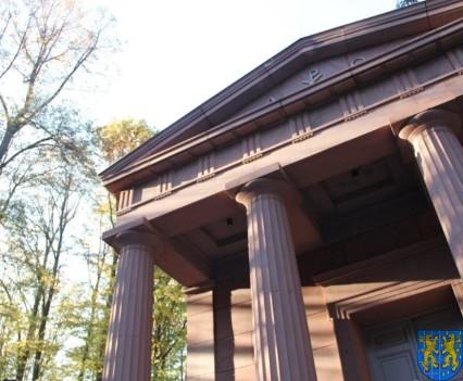 Mauzoleum w Kamieńcu Ząbkowickim odnowione i dostępne (68)