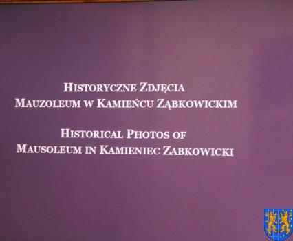 Mauzoleum w Kamieńcu Ząbkowickim odnowione i dostępne (70)