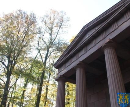 Mauzoleum w Kamieńcu Ząbkowickim odnowione i dostępne (9)