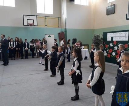 Pasowanie Pierwszoklasistów w Szkole Podstawowej nr 2 (13)