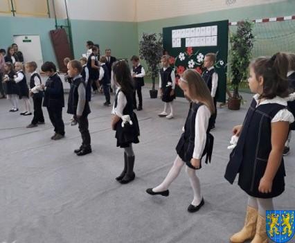 Pasowanie Pierwszoklasistów w Szkole Podstawowej nr 2 (14)