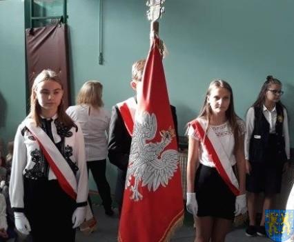 Pasowanie Pierwszoklasistów w Szkole Podstawowej nr 2 (17)