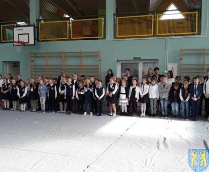 Pasowanie Pierwszoklasistów w Szkole Podstawowej nr 2 (18)