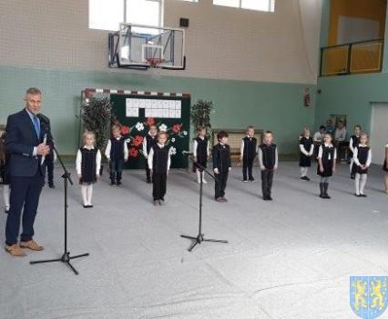 Pasowanie Pierwszoklasistów w Szkole Podstawowej nr 2 (19)