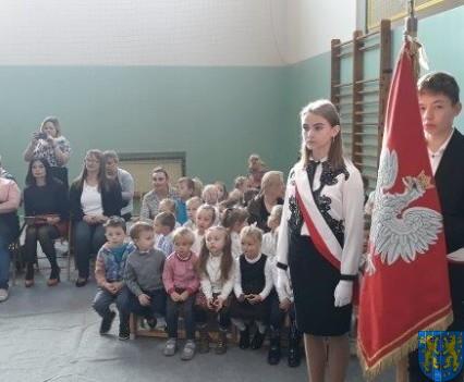Pasowanie Pierwszoklasistów w Szkole Podstawowej nr 2 (20)