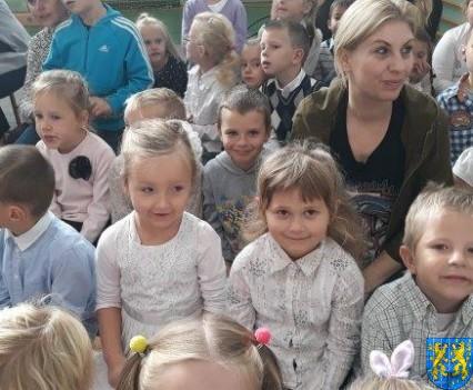 Pasowanie Pierwszoklasistów w Szkole Podstawowej nr 2 (24)
