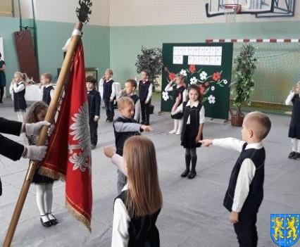 Pasowanie Pierwszoklasistów w Szkole Podstawowej nr 2 (27)