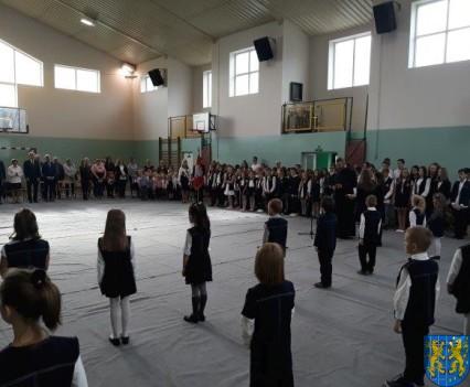 Pasowanie Pierwszoklasistów w Szkole Podstawowej nr 2 (3)