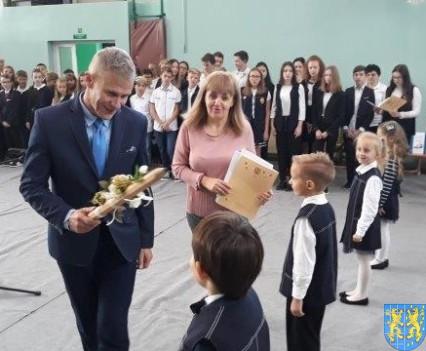 Pasowanie Pierwszoklasistów w Szkole Podstawowej nr 2 (30)