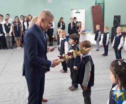 Pasowanie Pierwszoklasistów w Szkole Podstawowej nr 2 (32)