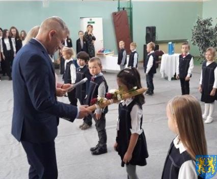 Pasowanie Pierwszoklasistów w Szkole Podstawowej nr 2 (33)