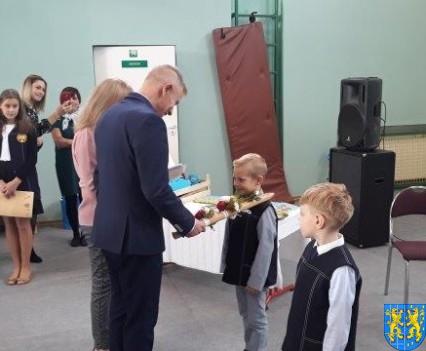 Pasowanie Pierwszoklasistów w Szkole Podstawowej nr 2 (35)
