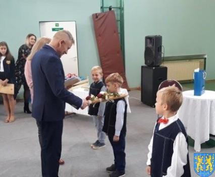 Pasowanie Pierwszoklasistów w Szkole Podstawowej nr 2 (36)