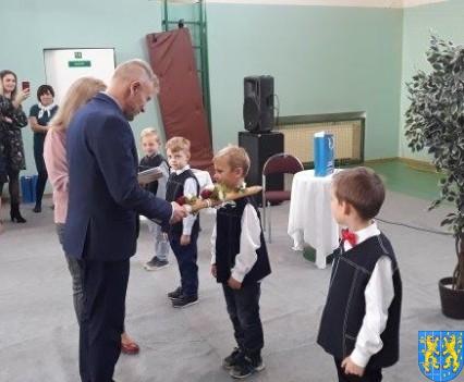 Pasowanie Pierwszoklasistów w Szkole Podstawowej nr 2 (37)