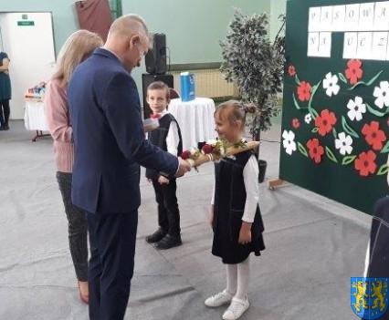 Pasowanie Pierwszoklasistów w Szkole Podstawowej nr 2 (39)