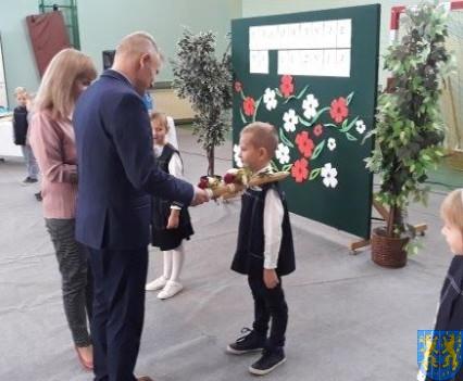 Pasowanie Pierwszoklasistów w Szkole Podstawowej nr 2 (40)