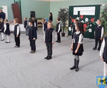 Pasowanie Pierwszoklasistów w Szkole Podstawowej nr 2 (43)