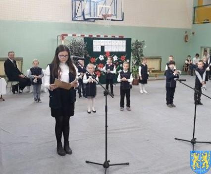 Pasowanie Pierwszoklasistów w Szkole Podstawowej nr 2 (46)