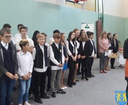 Pasowanie Pierwszoklasistów w Szkole Podstawowej nr 2 (47)