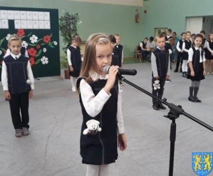 Pasowanie Pierwszoklasistów w Szkole Podstawowej nr 2 (48)