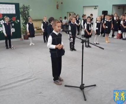 Pasowanie Pierwszoklasistów w Szkole Podstawowej nr 2 (52)