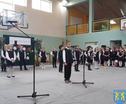 Pasowanie Pierwszoklasistów w Szkole Podstawowej nr 2 (54)