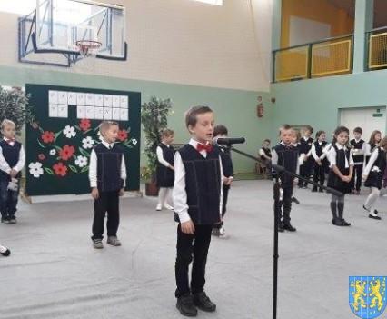 Pasowanie Pierwszoklasistów w Szkole Podstawowej nr 2 (55)