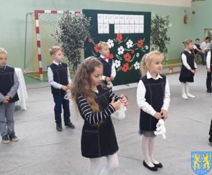 Pasowanie Pierwszoklasistów w Szkole Podstawowej nr 2 (56)