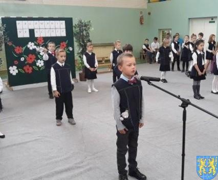 Pasowanie Pierwszoklasistów w Szkole Podstawowej nr 2 (58)