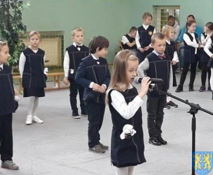 Pasowanie Pierwszoklasistów w Szkole Podstawowej nr 2 (59)