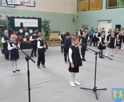 Pasowanie Pierwszoklasistów w Szkole Podstawowej nr 2 (60)