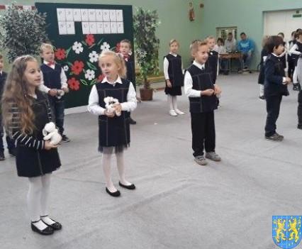 Pasowanie Pierwszoklasistów w Szkole Podstawowej nr 2 (61)
