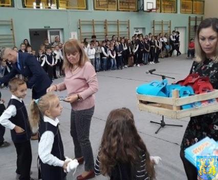 Pasowanie Pierwszoklasistów w Szkole Podstawowej nr 2 (62)