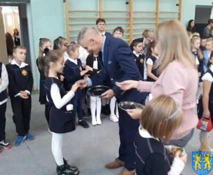Pasowanie Pierwszoklasistów w Szkole Podstawowej nr 2 (64)