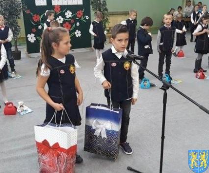 Pasowanie Pierwszoklasistów w Szkole Podstawowej nr 2 (66)