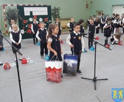Pasowanie Pierwszoklasistów w Szkole Podstawowej nr 2 (67)