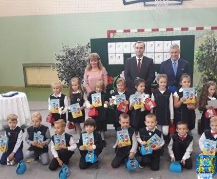 Pasowanie Pierwszoklasistów w Szkole Podstawowej nr 2 (68)
