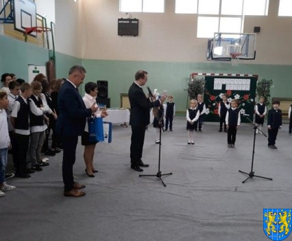 Pasowanie Pierwszoklasistów w Szkole Podstawowej nr 2 (7)