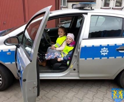 Przedszkolaki z Baśniowej Krainy na spotkaniu z Komisarzem Lwem (14)