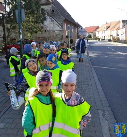 Przedszkolaki z wizytowały Punkt Selektywnej Zbiórki (1)