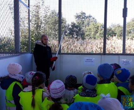 Przedszkolaki z wizytowały Punkt Selektywnej Zbiórki (20)