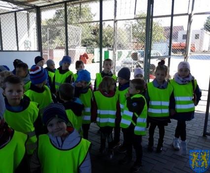 Przedszkolaki z wizytowały Punkt Selektywnej Zbiórki (23)