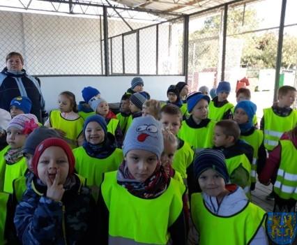 Przedszkolaki z wizytowały Punkt Selektywnej Zbiórki (24)
